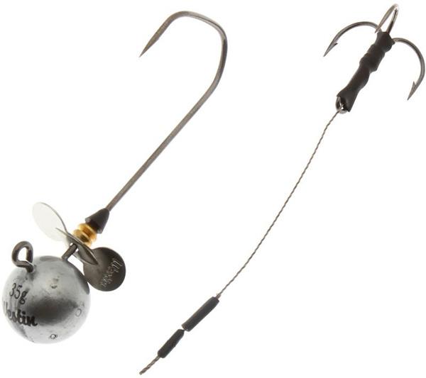 Westin RoundUp Propeller, 2 pcs! (2 options)