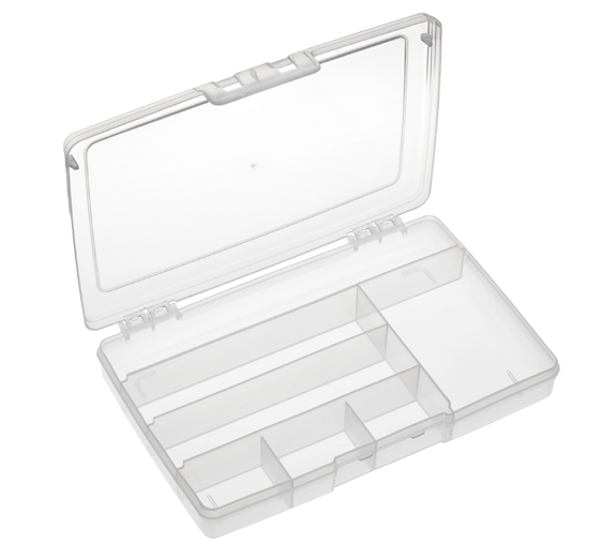 Panaro 191 Tackle Box 245x165x40mm (5 options) - 7 Compartments
