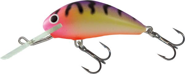 Salmo Hornet 5 cm, USA colors! (23 options) - Uv Bubblegum Stripe