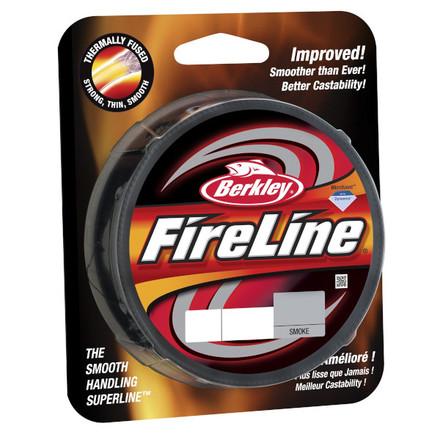 Berkley Fireline Smoke 270 m 0.12 mm
