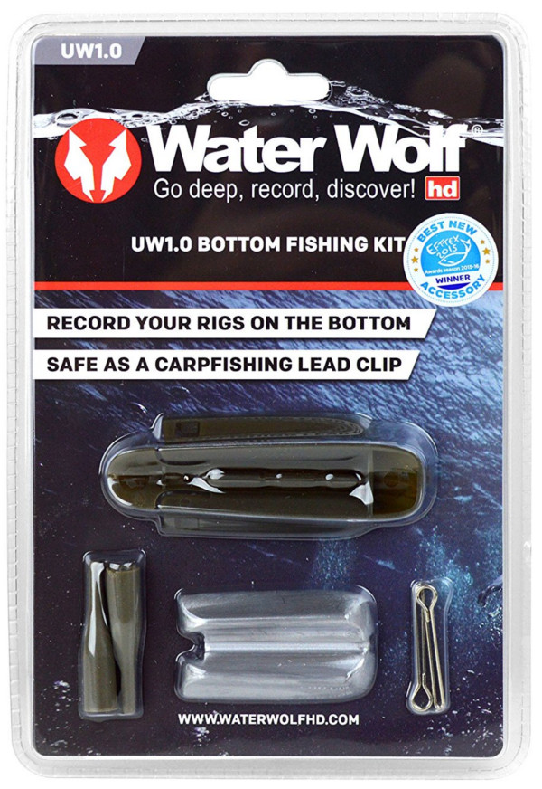 Waterwolf Accessoires (choose from 3 options) - Bottom Fishing Kit