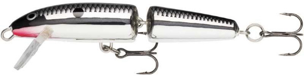 Rapala Jointed Floating 11 cm (4 Options) - Chrome