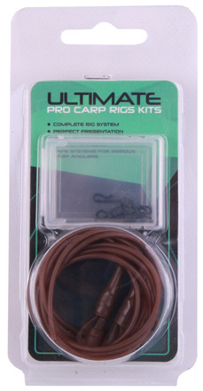 Ultimate Carp Safety Rig Kit (available in 2 colours)