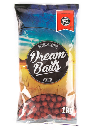 Dreambaits Red&Spicy Readymades (3 options)