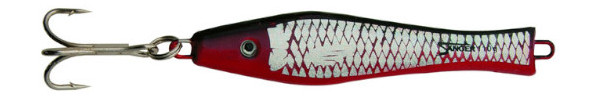 Aquantic 3D Holo Pirk 400 g (5 options) - Black / Red