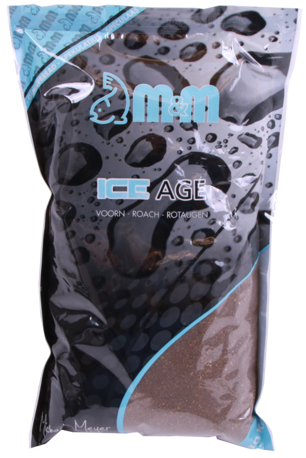M&M Ground Bait, developed in cooperation with Zammataro (4 options) - Ice Age