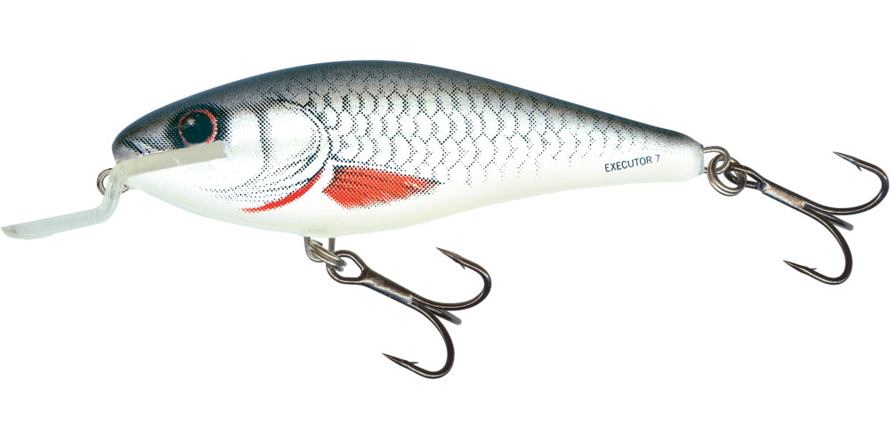 Salmo Executor 12 cm Shallow Runner (3 options) - Dace