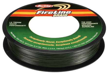 Berkley Fireline Braid Green (5 options)