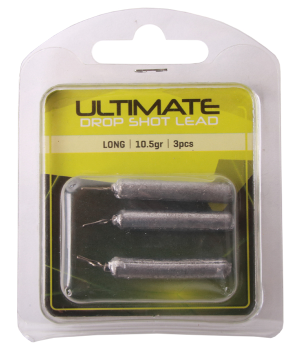 Ultimate Drop Shot Lead Stick 3 pcs (3 options)