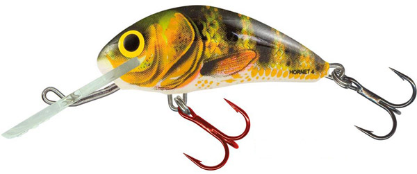 Salmo Hornet 5 cm Sinking (6 options) - Real Identity Perch (RIP)