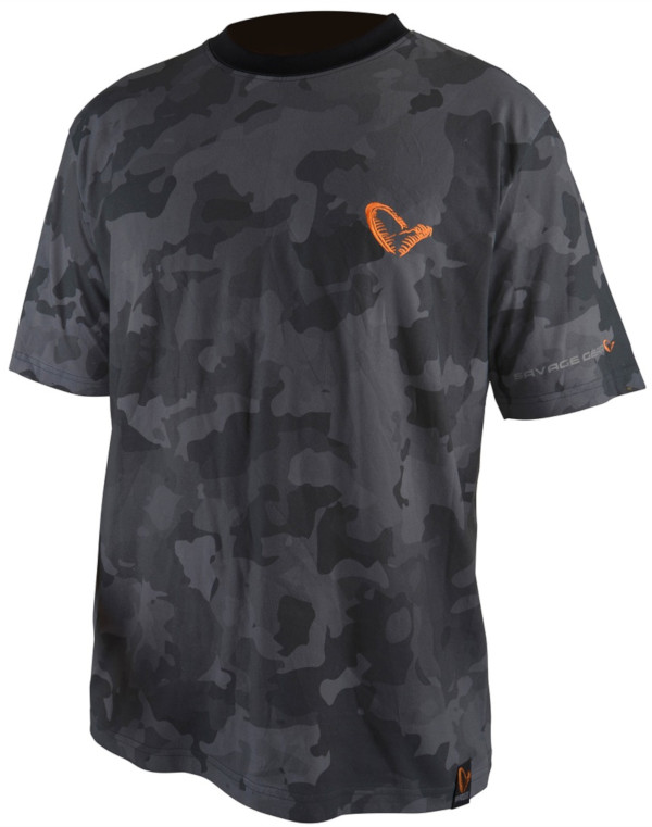 Savage Gear Black Savage Tee (available in S - XXXL)