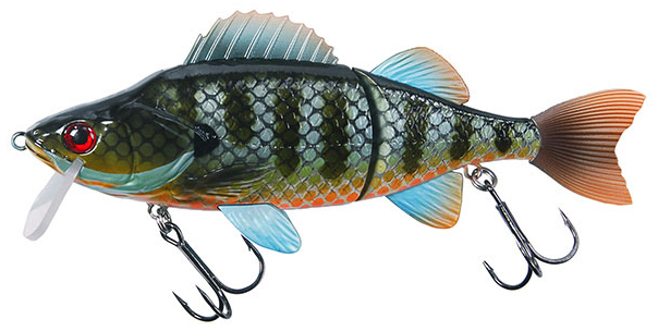 Effzett Slide'N Roll Perch (5 options) - Bluegill