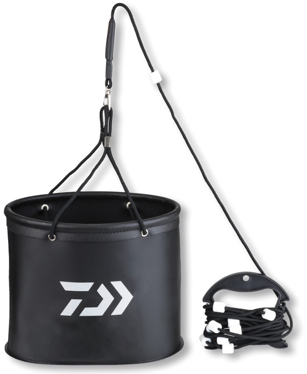 Daiwa Folding EVA Bucket with cord
