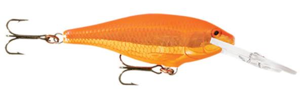 Rapala Shad Rap 07 (10 options) - Goldfish