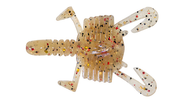 Reins Small Crab, 12 pcs (3 available colours) - #321 - Gold Legend