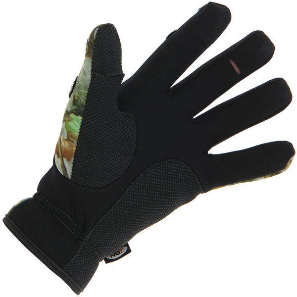 NGT Neoprene Camo Gloves (available in all sizes)
