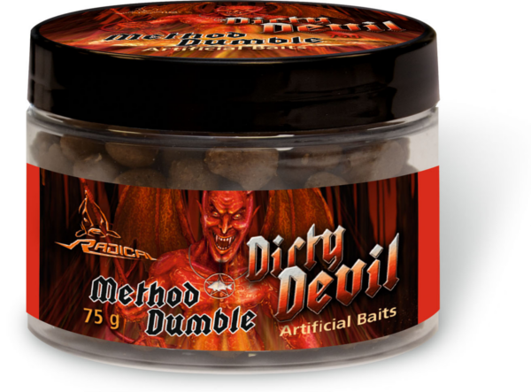 Radical Dirty Devil Method Feeder Baits (2 options) - Dumbles