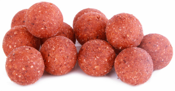 10 kg Ready Made Boilies in 8 flavours - Tutti Frutti