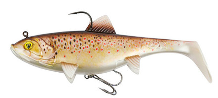 Fox Rage Replicant Super Natural Trout Jointed & Wobble
