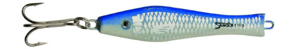 Aquantic 3D Holo Pirk 200 g - Blue / Silver