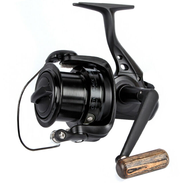 Okuma Custom Black Big Pit Reel