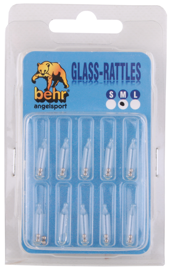 Behr Glass Rattles (3 options)