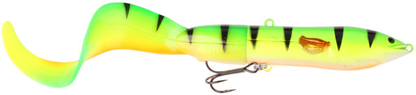 Savage Gear 3D Hard Eel 25 cm - Fire Tiger