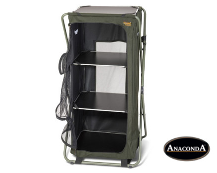 sc 1 st  Fishdeal & Anaconda Tent Locker always a tidy bivvy!