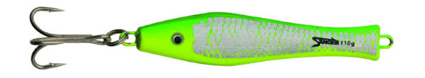 Aquantic 3D Holo Pirk 200 g - Green / Yellow