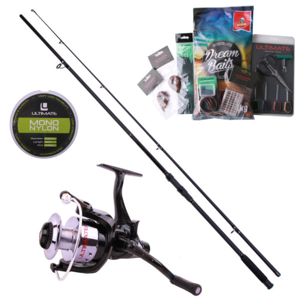 Ultimate Carp Stalker Set with lots of accessories!