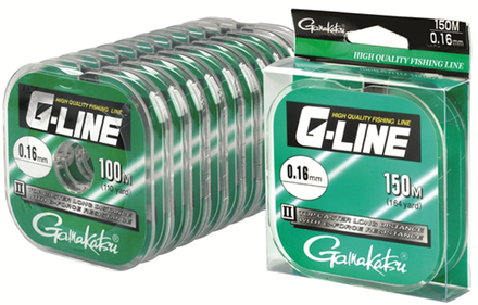Gamakatsu G-Line Topcaster 100 m (10 options)