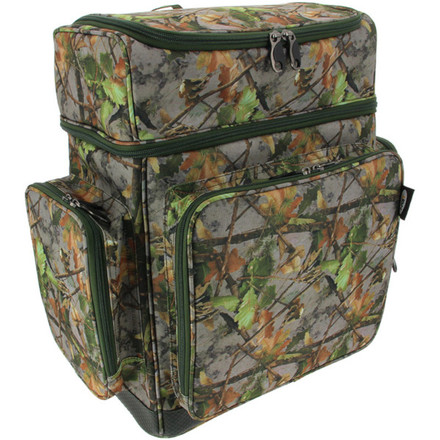 NGT XPR Multi-Compartment Rucksack Camouflage