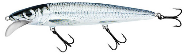 Salmo Whacky 9 cm - Black Metallic Bleak