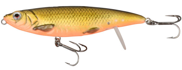 Savage Gear 3D Backlip Herring 13.5 cm - Gold and Black