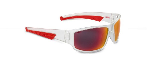 Rapala Mirror Revo Magnum Sunglasses (3 available colours) - Red Mirror