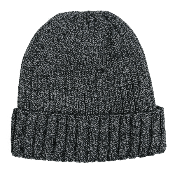 Beanie Heavy Knit (multiple options) - Grey