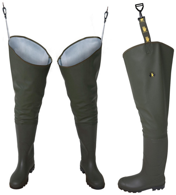 PROS Thigh Waders (available in size 42 - 46)