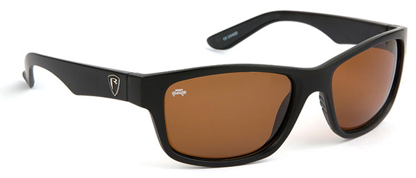 Fox Rage Eyewear - Fox Rage Sunglasses Matt Black / Brown Lense