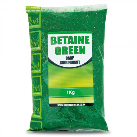 Rod Hutchinson Carp Groundbait (multiple options) - Betaine Green