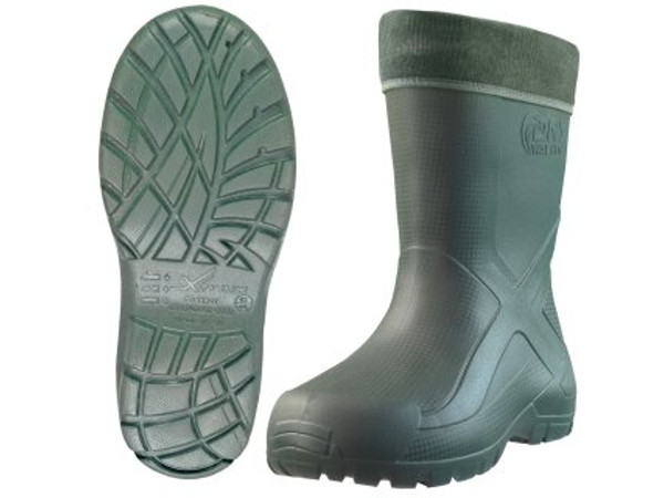 Dry Walker X-Track & X-Track Ultra. top quality EVA boots suitable down to -40° - X-Track