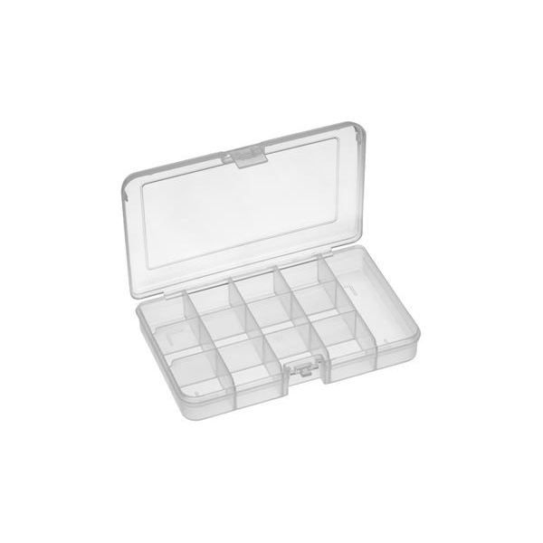 Panaro Polypropylene Tackle Box (6 options) - 13 compartments