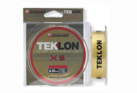 Grauvell Teklon X5, top quality nylon made in Japan (6 options)