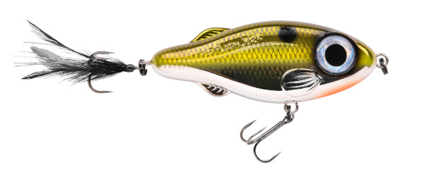 Spro Iris Flashjerk 115 (8 options) - Shad