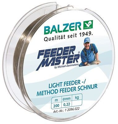Balzer Zammataro Method- Light Feeder Line