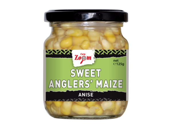 Carp Zoom Sweet Angler's Maize (7 options) - Anise