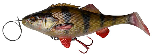 Savage Gear 4D Perch Shad 20 cm (multiple options) - Perch