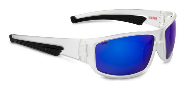 Rapala Mirror Revo Magnum Sunglasses (3 available colours) - Blue Mirror