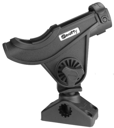 Scotty Baitcaster/Spinning Rod Holder