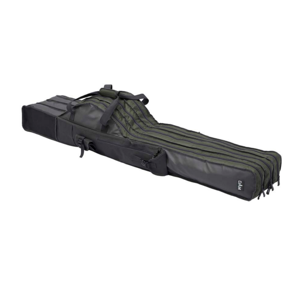 Dam 3-Compartment Rod Bag (multiple options)