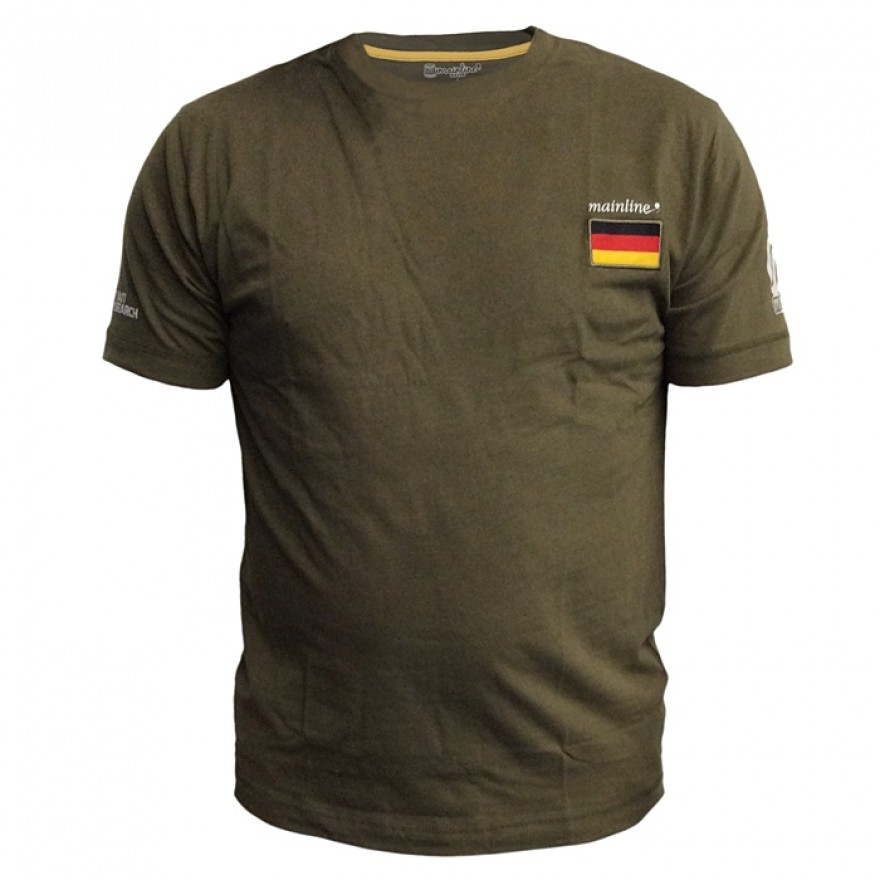 Mainline German Flag T-Shirt (available in size M - XXL)